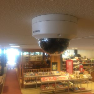 ip-camera winkel