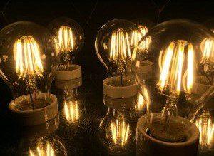 filament lampen segula donker